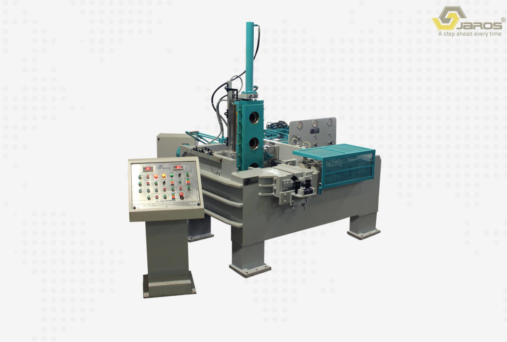 Hydraulic Push Pointing Machine_2