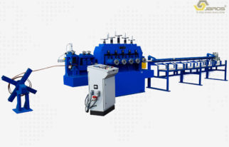 Strip Straightening & CTL Machine